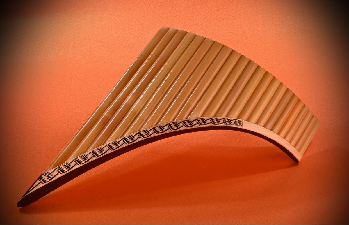 Bass Bamboo Panflute
